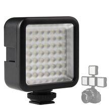 mini LED Video Light Panel for Panasonic Lumix GH5s GH5 GH4 GH3 GH2 GH1 GX9 G80 G85 G9 G8 G7 G6 G5 G3 G2 G1 G10 G7 MARK II 2