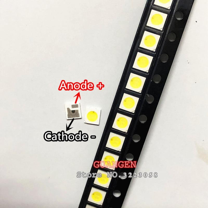 إضاءة خلفية LED عالية الطاقة 500 واط 1.8 6 فولت, 3030 قطعة أصلية لـ Lextar led الخلفية عالية الطاقة 3030 واط 6 فولت أبيض بارد 150-187LM PT30W45 V1 TV تطبيق smd LED