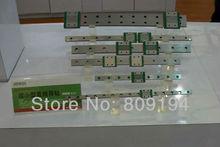 100mm  HGR15 HIWIN  linear guide rail from taiwan
