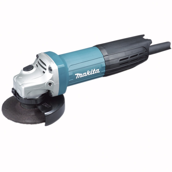 Japan GA4031 Angle Grinder Steel Metal Polished Cutting Machine 720W 100MM Tubular Handle is small in Diameter enlarge