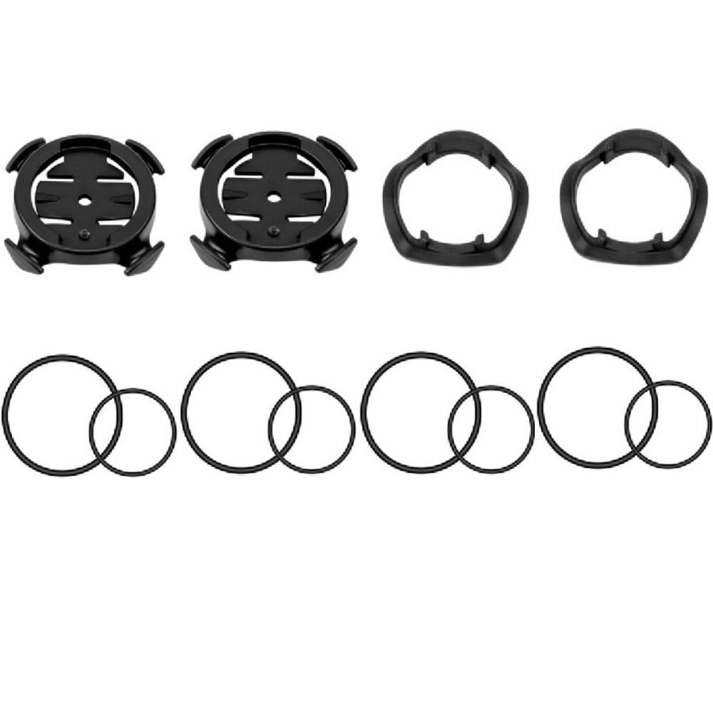 Quarter Turn Bike Mount para Borda Garmin originais 200 500 510 520 800 810 820 1000 Bryton RIDER 20 30 40 20 +