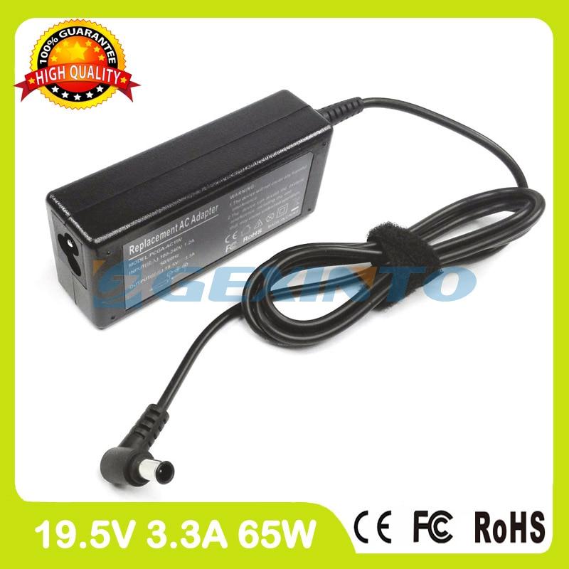 19.5 v 3.3a 65 w adp-65uh f vgp-ac19v10 laptop ac carregador de energia para sony vaio svf14a svj20235cxb svj20235cxw fit 14a svf14a100c
