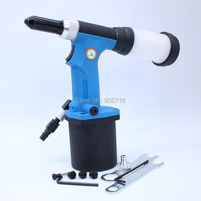 Wholesale 10PCS Quality Pneumatic Vacuum Riveter Gun 2.4-4.8mm Better Shipping Contact Us