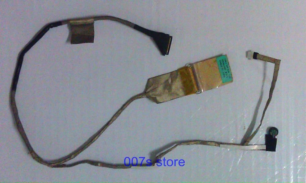"Nueva pantalla LVDS LCD LED Cable para HP 4320 s 4421 4421 S 4321 s 4325 s 4426 S 4321 4325, 4326, 4420, 4420, 4320 S 4425 14 ""DDSX6ALC003"