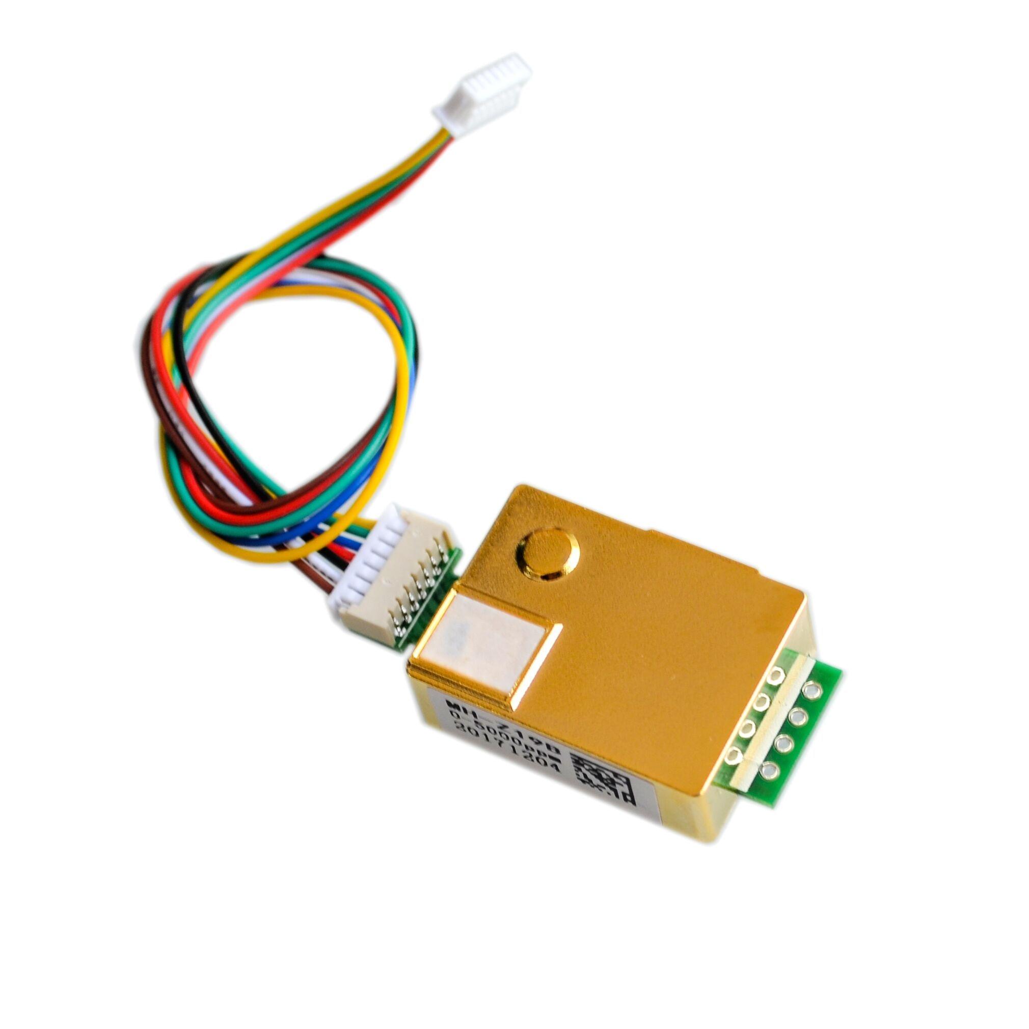 MH-Z19 инфракрасный датчик co2 для монитора co2 MH-Z19B инфракрасный датчик углекислого газа co2 0-5000ppm
