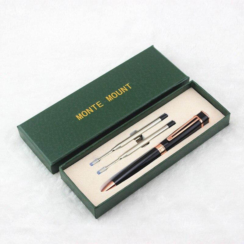 Алмазная шариковая ручка, офисные аксессуары, школьные принадлежности, металлическая ручка, роскошная шариковая ручка