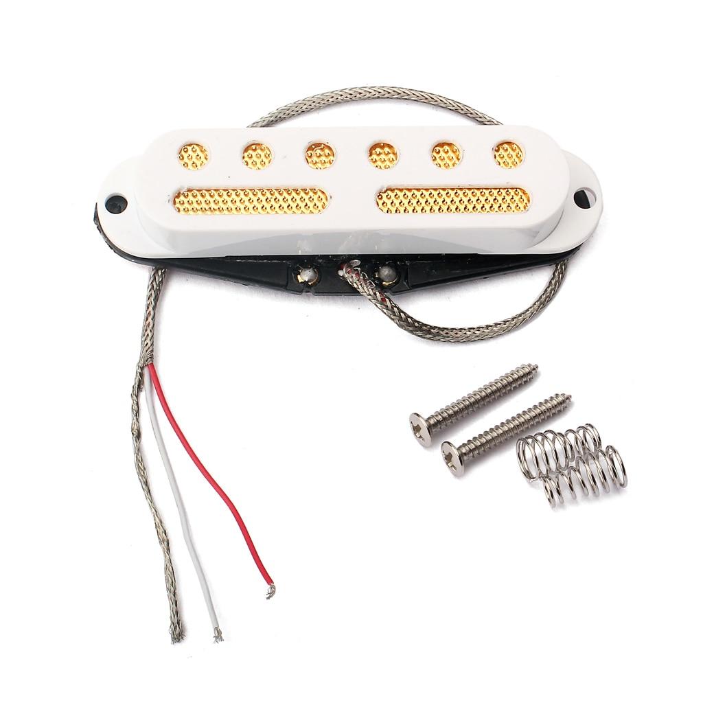 Pastillas para guitarra manual, 3 uds., con tornillos y pastillas A5, para...
