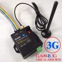 App prend en charge 3G et GSM   Livraison gratuite  securite domestique et industrielle  alarme SMS  systeme dalarme sans fil  GA09B