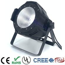 LED par 200W COB RGBWA UV 5in 1/RGBW 4in 1/RGB 3in 1/blanc chaud blanc froid UV LED Par Par64 led projecteur dj lumière