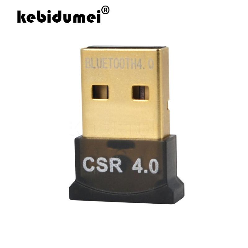 Kebidumei популярный беспроводной Bluetooth 4,0 адаптер ключ USB 2,0 Беспроводной адаптер EDR с 3 Мбит/с для ноутбука планшета компьютера