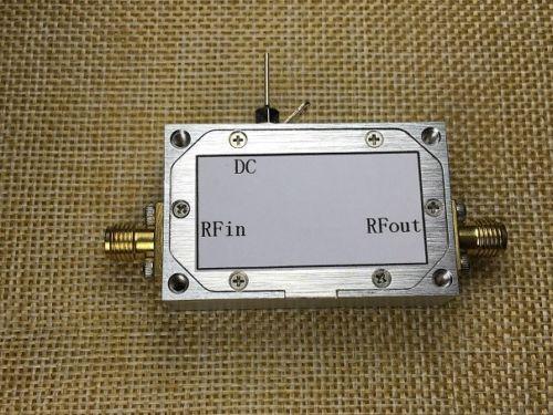 مضخم النطاق العريض RF منخفض الضوضاء 10M-3GHz 36dB Gain NF: 1.5 آلة طحن