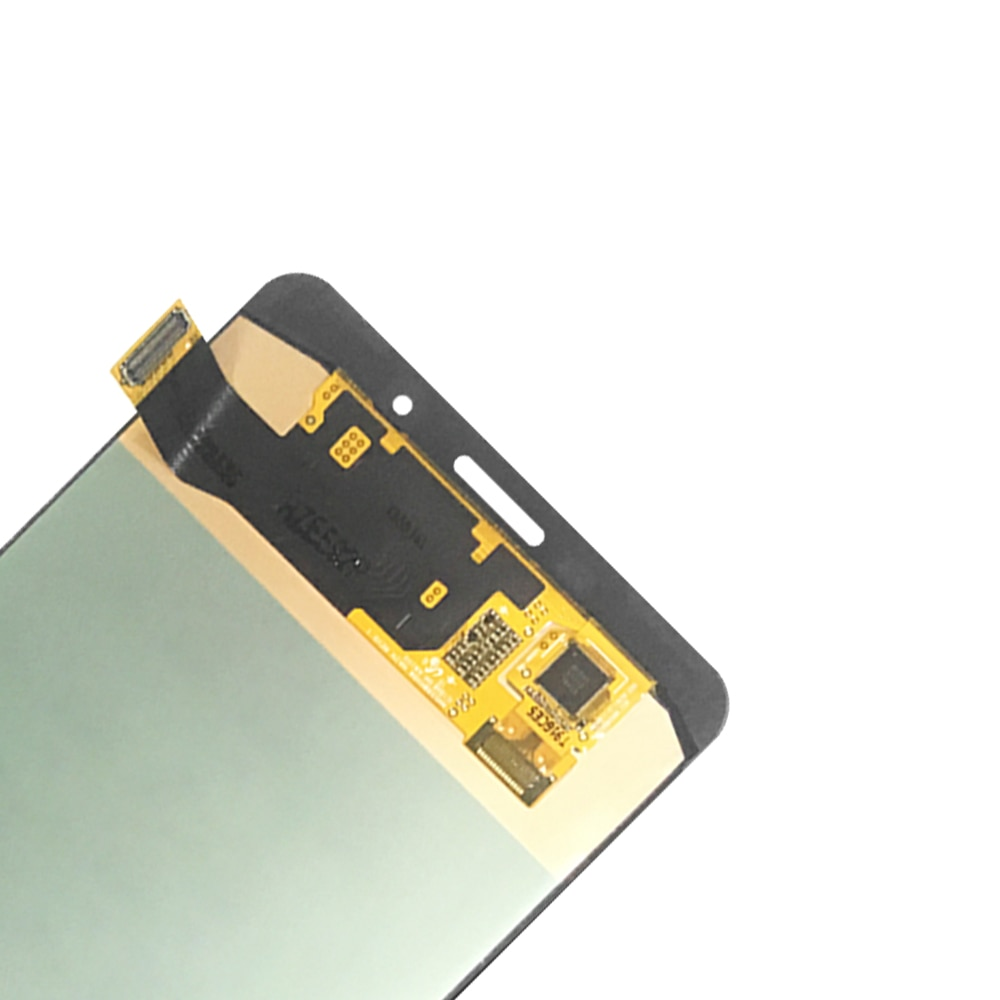 Super AMOLED For Samsung Galaxy A9 Pro 2016 A910 A9100 A910F SM-A9100 LCD Display Touch Screen Digitizer Assembly Replacement enlarge