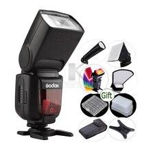 GODOX TT600S GN60 Flitslicht Master Slave Speedlite 2.4G Draadloze X systeem voor Sony DSLR Camera A7S A7 A7R II A7MII A6000 A6300
