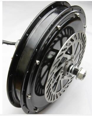 E-bike spoke motor 48Volt 1000W Brushless DC Hub Motor for Rear Wheel E-bike/Electrical Bicycle