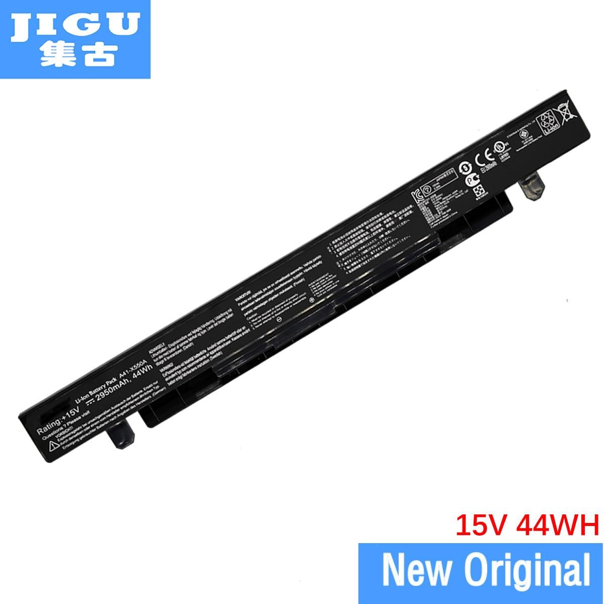 JIGU A41-X550 A41-X550A Original batería de portátil para Asus A450 A450E1007CC-SL A450E3217CC-SL A450E323VB-SL A450E323VC-SL