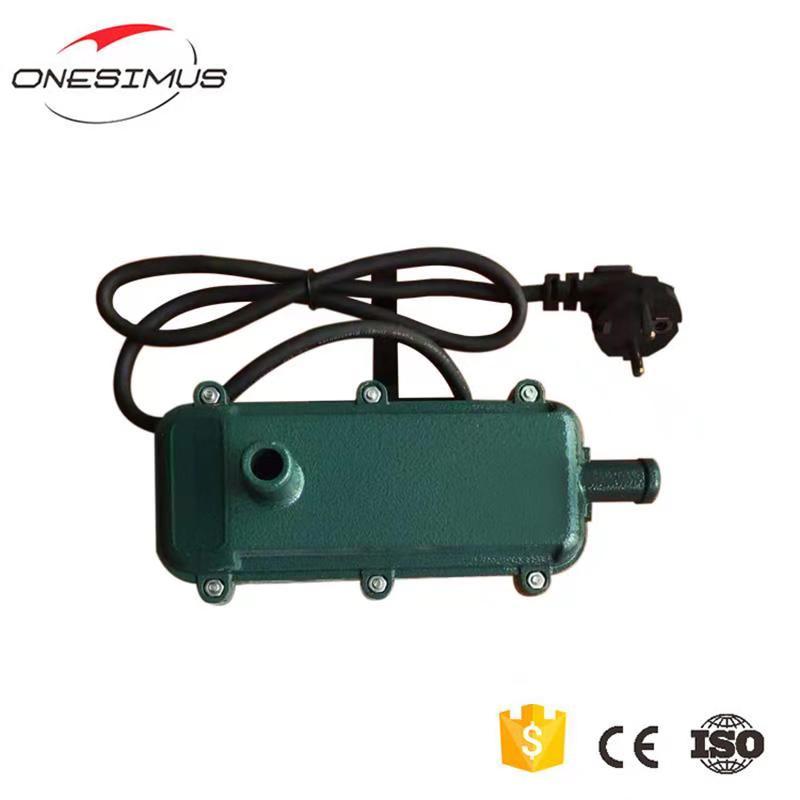 Chauffe-eau électrique 220 W 1500W 3000W 2000W   Pompe à moteur de voiture, réservoir de chauffage antigel, préchauffage à prise ue, 2500W, modèle universel