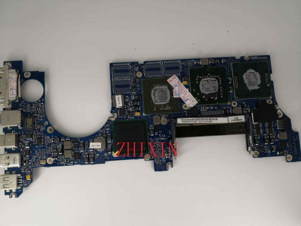 "Placa base yourui para Macbook Pro A1260 2,4 GHz T8300 CPU sistema placa lógica 15 ""MB133LL/A 820-2249-A Early 2008"