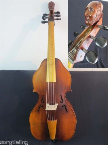 Baroque style SONG Brand Maestro 6 string 25 1/2