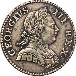 1770 REINO UNIDO COIN COPY 27MM