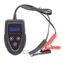 Тестер автомобильного аккумулятора Многоязычная 12В 1100CCA Система батареи обнаруживает автомобильный Автомобильный диагностический инструмент