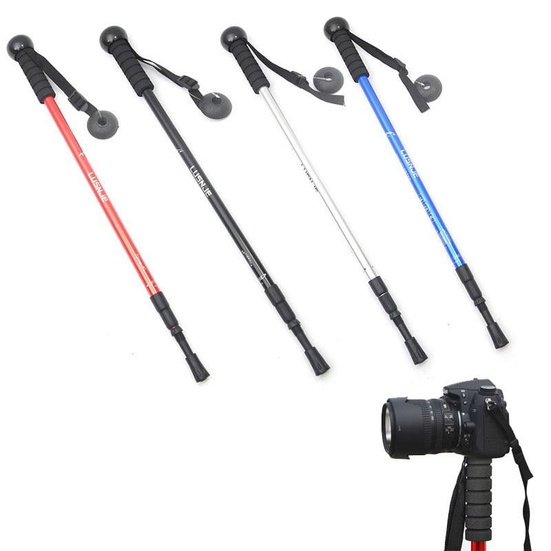 Прогулочные палочки для кемпинга походов сверхлегкая подставка камеры прогулок