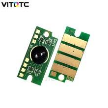 8PC Compatible106R02760 106R02761 106R02762 106R02763 Cartouche De Toner Puce Pour Xerox Phaser 6020 6022 WorkCentre 6025 6027 Laser