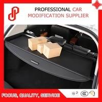 black beige color rear trunk security shield retractable cargo cover tonneau cover for xrv