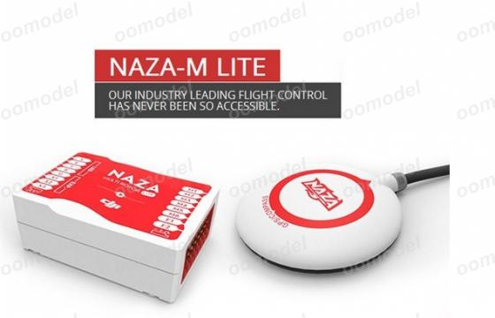 DJI Naza-M Lite Multi-rotor Flight Control System with GPS Compass BEC LED Module Free Track Shippin
