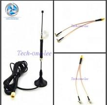 10dBi 4G antenne SMA prise 696-960 MHz/1710-2690 MHz longue portée RG174 3 M + SMA femelle à Y type 2 X TS9 mâle RG316 câble 15 cm