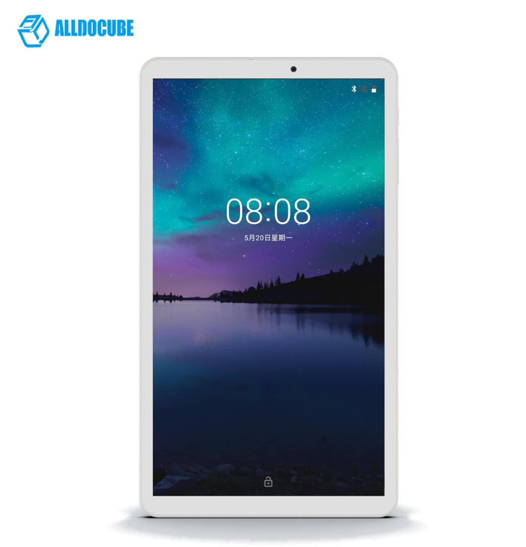 8 pulgadas de la PC de la tableta de la llamada de teléfono alldocube iPlay 8 Pro 1280*800 IPS pantalla 2GB Ram 32GB Rom Android 9,0 Dual-SIM GPS Dual-WiFi
