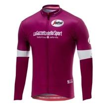 2019 maillot ciclismo pro 2019 italie Italia équipe hiver cyclisme maillot séchage rapide vélo vêtements vtt Ropa Ciclismo vélo courrier