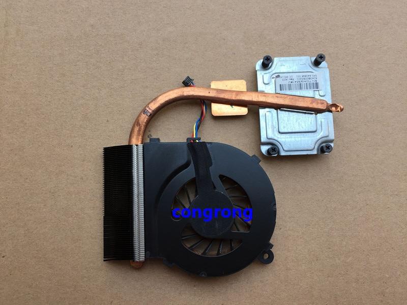 laptop cooler for HP G6 G6-1000 G6-1A G6-1B cooling heatsink with fan radiator 640896-001 6043B0093201