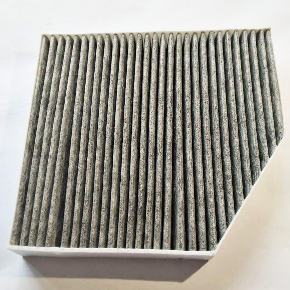 Coche cabina filtro de aire para MERCEDES-BENZ C-CLASS GLC W205 S205 1.6L 2.0L 2.2L 3.0L (2013-) A2058350147