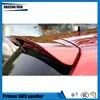 ABS פריימר לא צבוע צבע אחורי גג ספוילר עבור Tiida 2011-2017
