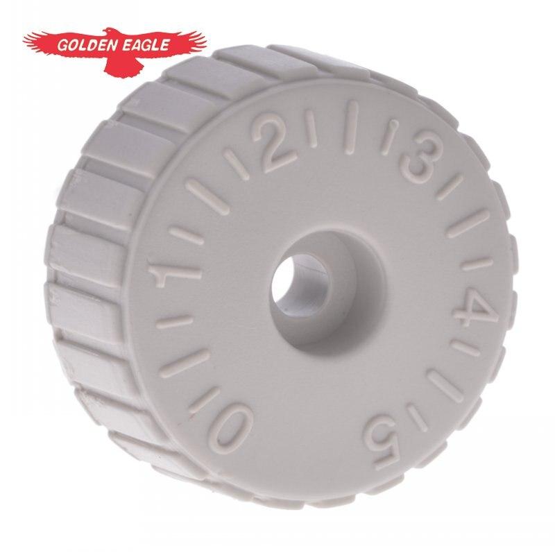 Dial de disco graduado de diámetro de alimentación 110-10006