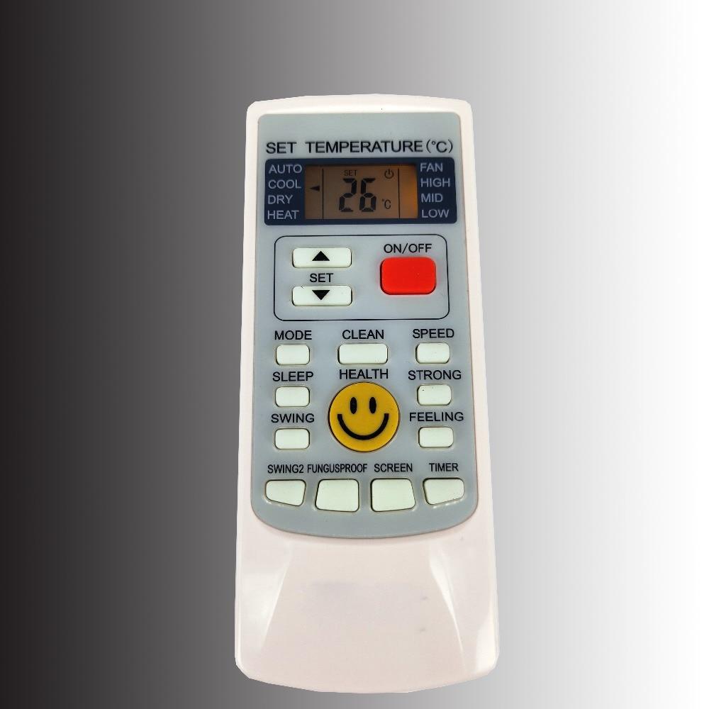 New Original YKR-H/208E For AUX Air Conditioner A/C Remote Control YKR-H 208E Fernbedienung недорого