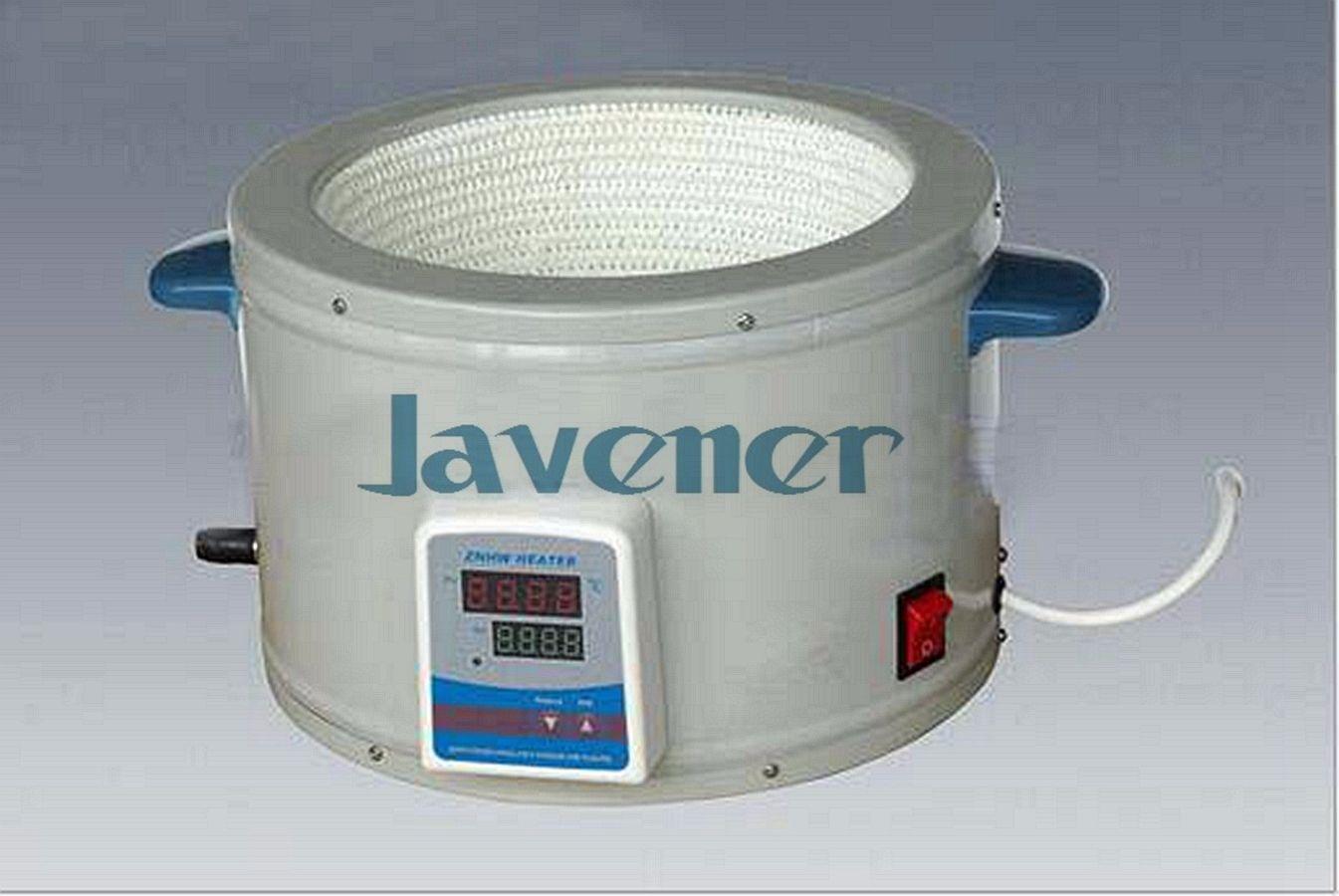 250ml 210W Electric Temperature Regulation Digital Display Heating Mantle Temperature adjustable