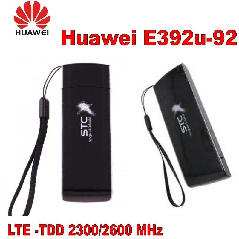 Huawei E392 E392U-92 100mbps inalámbrico 3g 4g usb dongle sim
