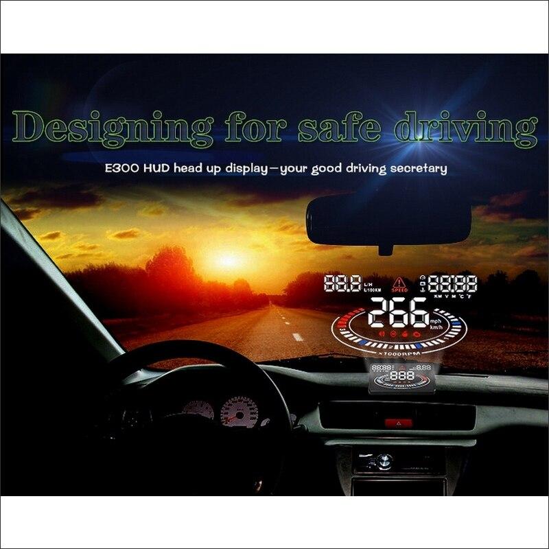 Pantalla de proyector de coche Liislee para Toyota Matrix/Venza/Prius-conducción segura, parabrisas recargable, pantalla HUD Head Up