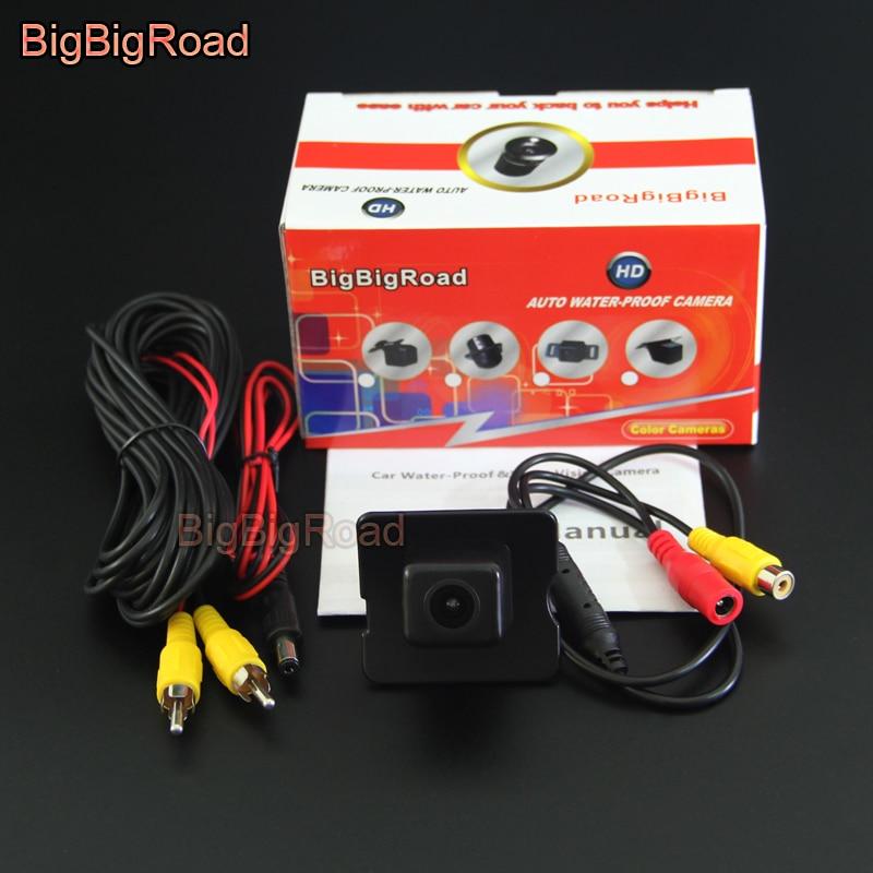BigBigRoad Car Rear View Camera For Mercedes Benz M ML GL R Class MB W164 X164 W251 280 300 350 450 500 Backup Parking Camera