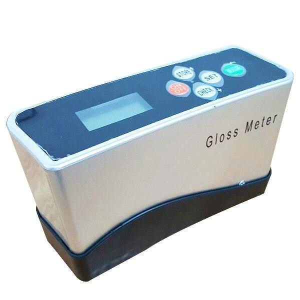 WGG-60 لمعان متر الرقمية Glossmeter الطلاء الحبر الطلاء بلاط الحجر الخيزران ورقة البلاستيك المعادن مضواء