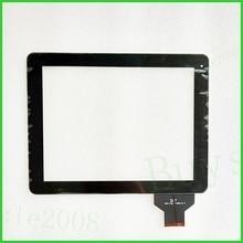 Nouveau pour 9.7 pouces écran capacitif tablette PC écran tactile numériseur capteur 300-L3312A-A00-V1.0 écran externe livraison gratuite