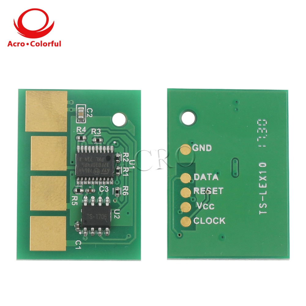 Chip de reinicio de tóner Universal 9K para Cartucho de impresora láser Lexmark e260 e460 x463 x464 x466