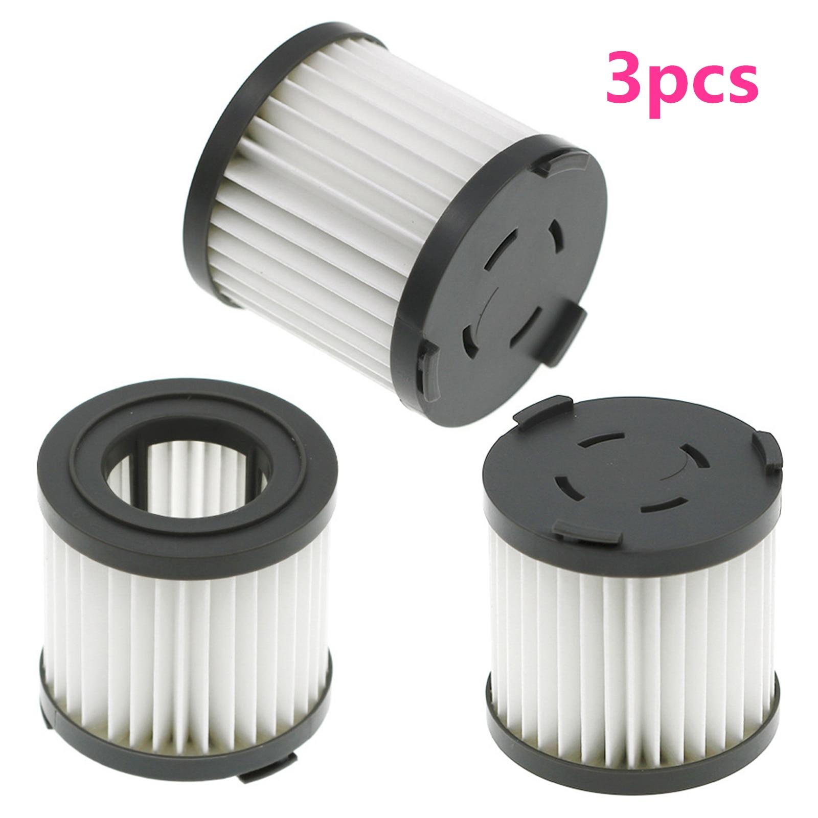 3pcs Original HEPA Filter JV51 CJ53 C53T CP31 Filters for Xiaomi JIMMY JV51 Handheld Cordless Vacuum Cleaner Parts Accessories