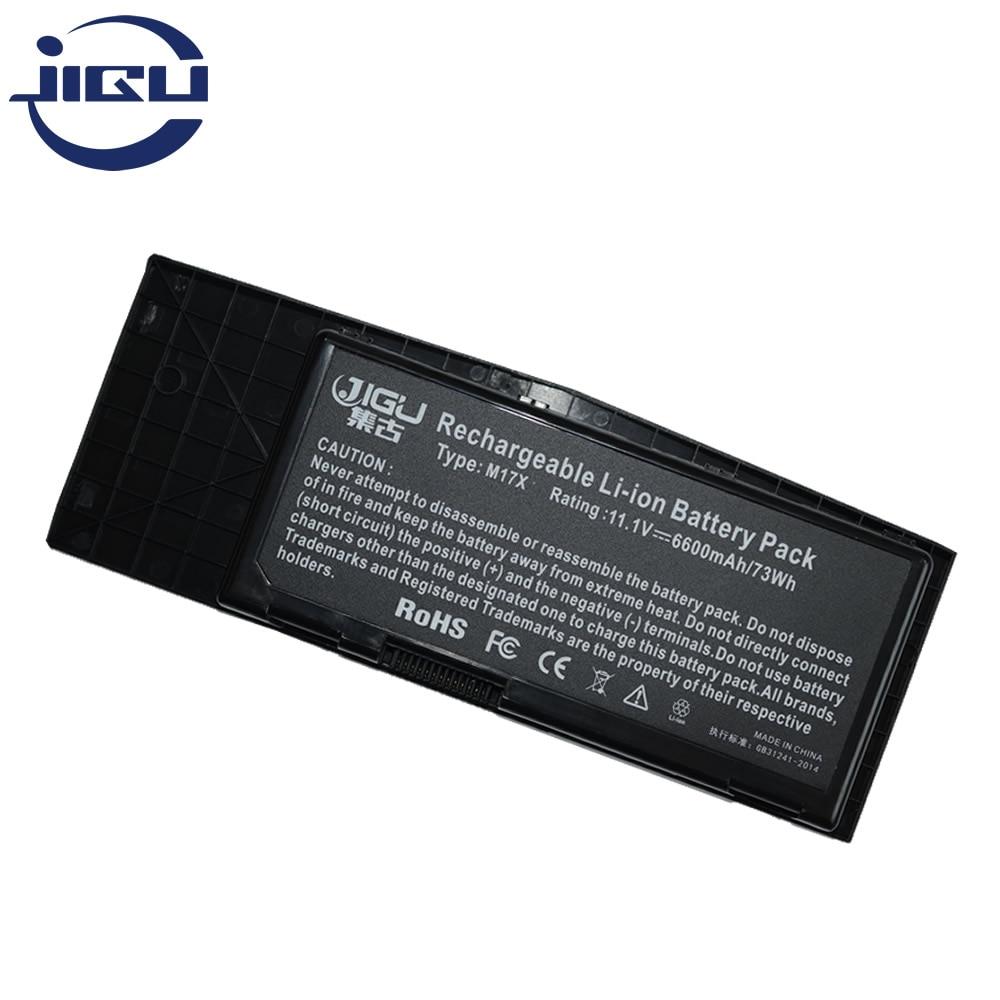 JIGU nueva batería de ordenador portátil 318-0397 7XC9N C0C5M 451-11817 BTYVOY1 para...