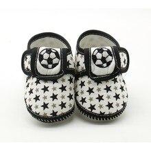 Kleinkind Infant Baby Erste Wanderer Stern Gedruckt Weichen Boden rutsch proof Baby Schuhe Sneaker Casual Schuhe Prewalker 0-12M