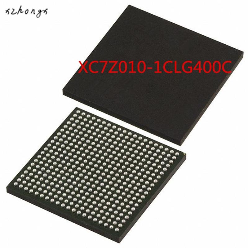 2 uds XC7Z010-1CLG400C XC7Z010 BGA-400 IC ARTIX-7 BGA