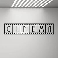 Autocollant Mural en vinyle C147  affiche de Film  pour appareil photo