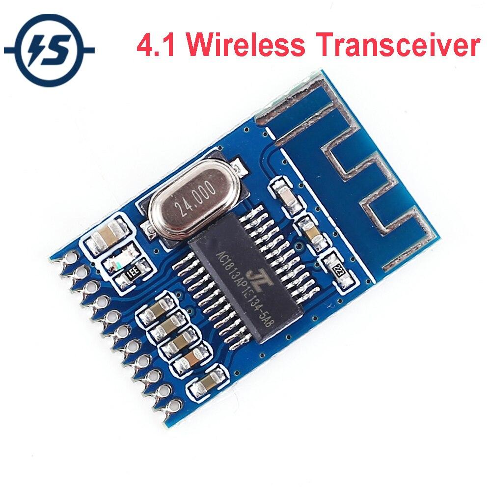 Bluetooth modulo transmisor de Audio junta de Audio estéreo 4,1 GFSK transceptor altavoz inalámbrico auriculares KCX_BT_EMITTER 5V