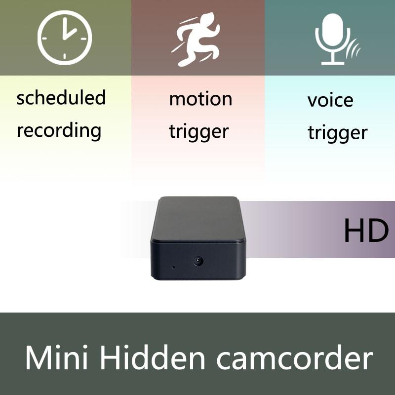Портативная Мини HD камера Zetta Z15, долгое время работы в режиме ожидания, с 10-часовым аккумулятором для домашней безопасности, с датчиком движ...